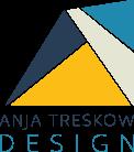 Logo Anja Treskow Design
